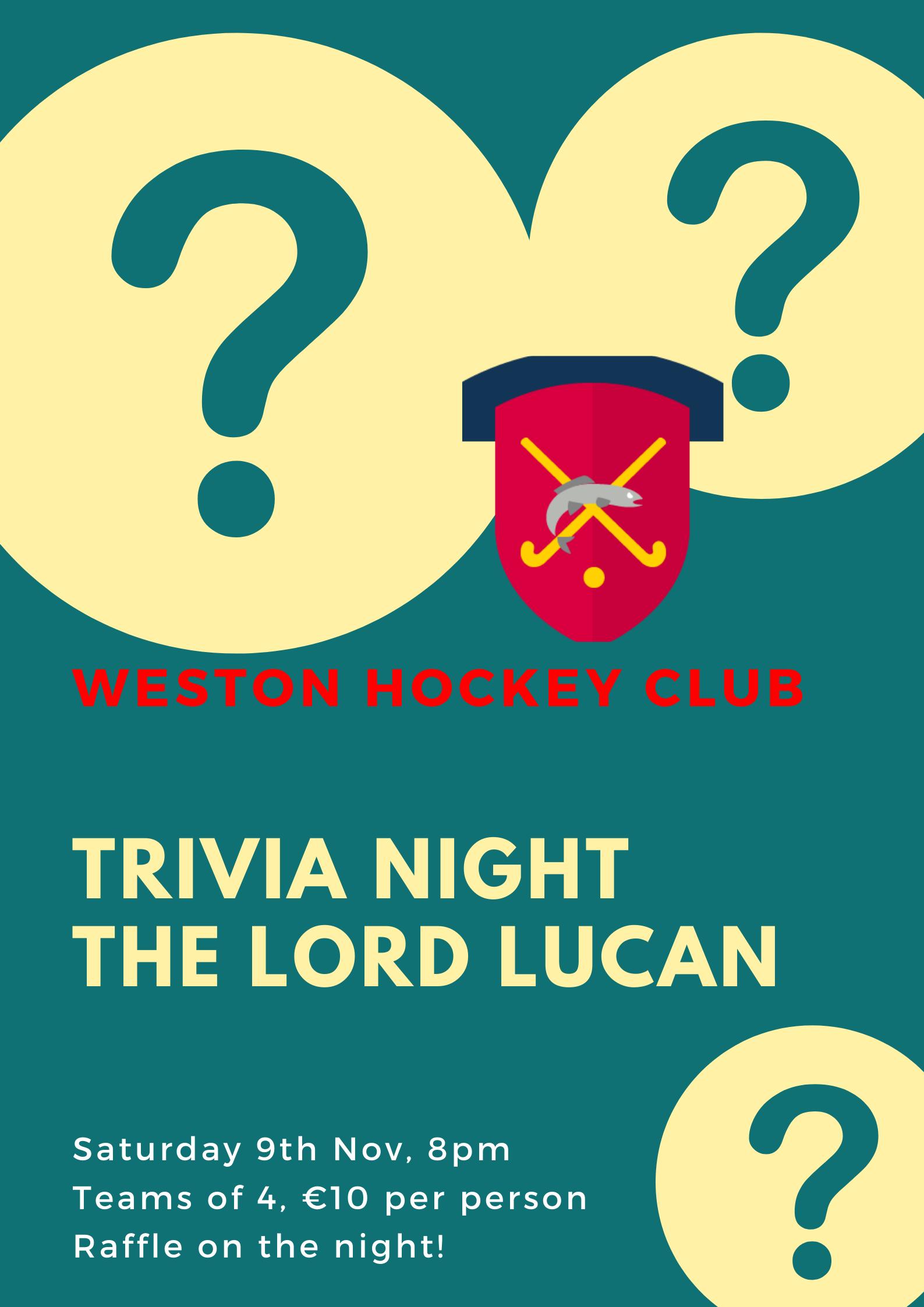 Weston Hockey Club